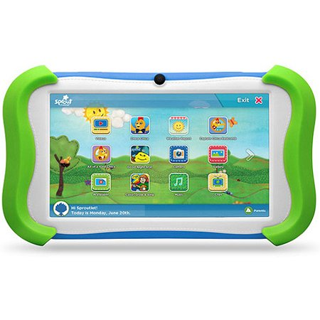 Sprout Tablet with Optional Accessories (Tablet Laptop White)