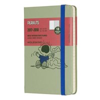 Moleskine Limited Edition Peanuts, 18 Month Weekly Planner