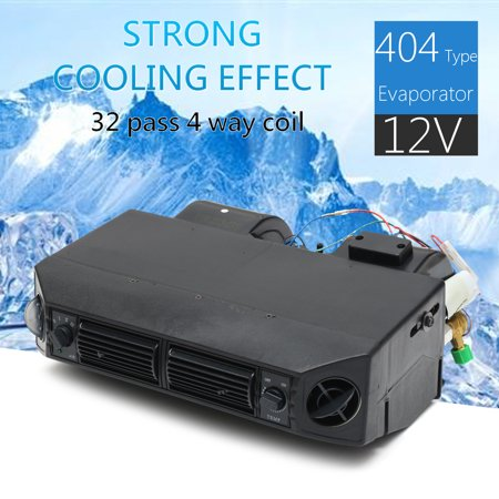 12V Under Dash Air Conditioning Cold Evaporator Classic Universal for  Cooling