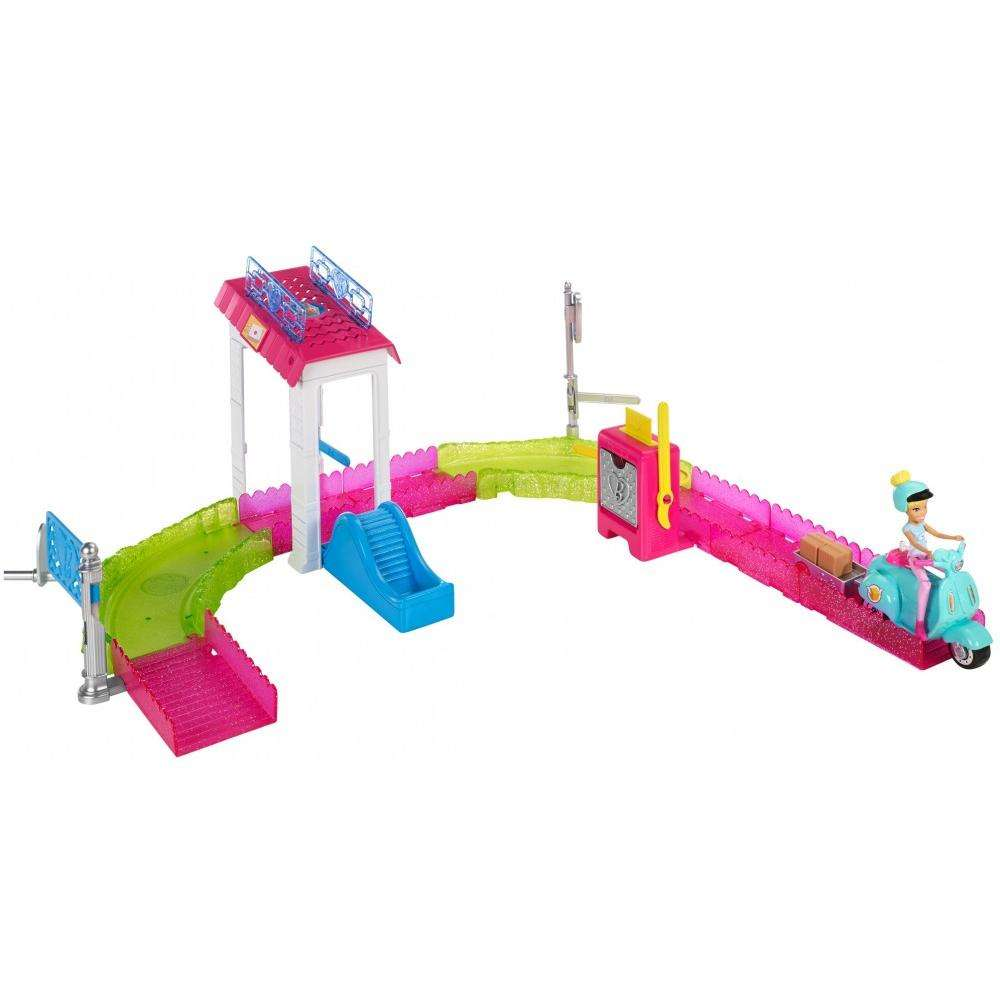 Barbie On The Go Post Office Playset by Mattel