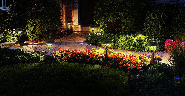 Malibu Celestial 6 Pack Led Pathway Lights Low Voltage Landscape Lighting 8406 2904 06