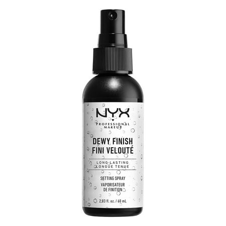 NYX Professional Makeup Makeup Setting Spray, (Top 10 Best Makeup Brands 2019)