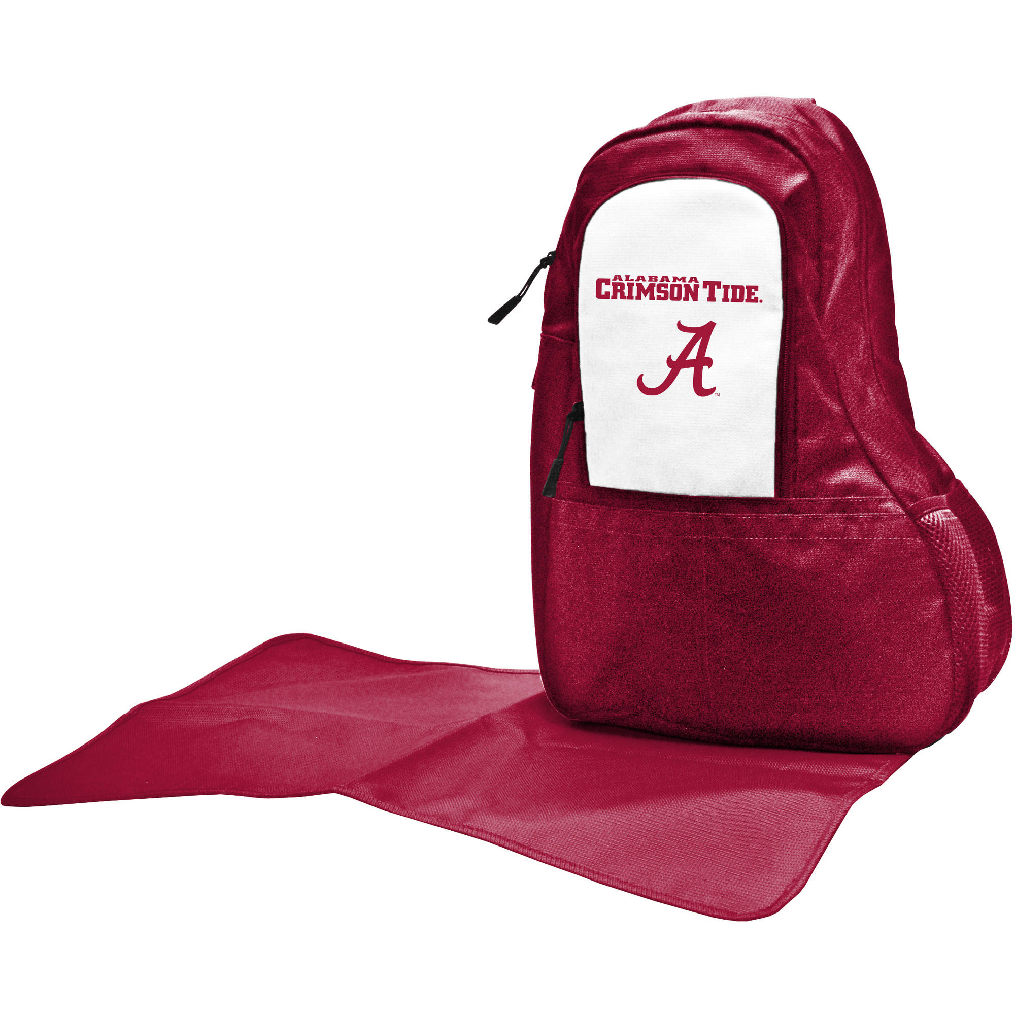 NCAA Collegiate Licensed Diaper Sling Bag Collection
