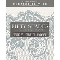 Fifty Shades Collection (Blu-ray)