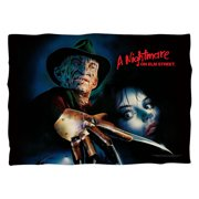 Nightmare On Elm Street Freddy Poster Poly 20X28 Pillow Case White One Size