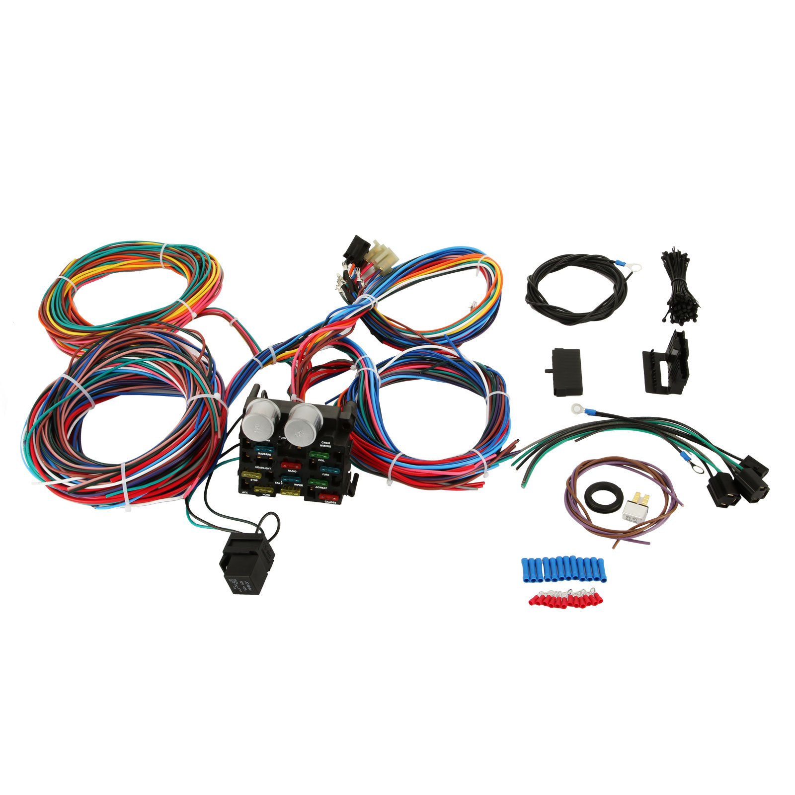 Ez Wiring 12 Standard Diagram Auto Electrical 21 Harness Circuit Fuse Box Wire
