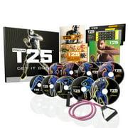 Kit FOCUS T25 Deluxe de Shaun T - DVD d'entraînement