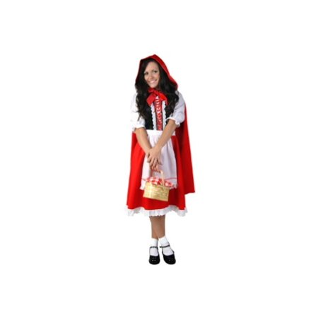 Plus Size Little Red Riding Hood - Halloween Little Red Riding Hood Kids