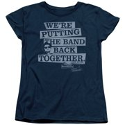 the blues brothers band back womens short sleeve shirt