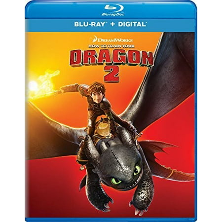 How to Train Your Dragon 2 (Blu-ray + Digital (Bruce Lee Enter The Dragon Blu Ray)