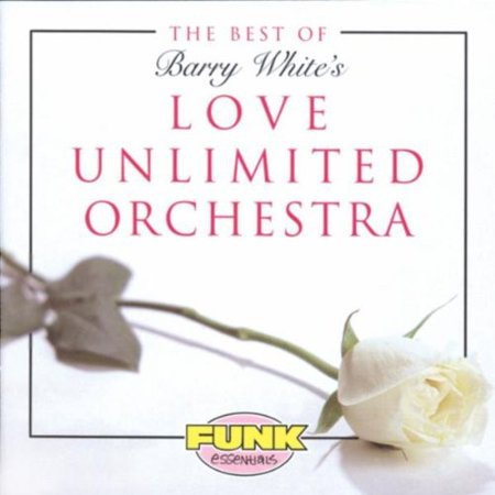 Best of Barry White's Love Unlimited Orchestra