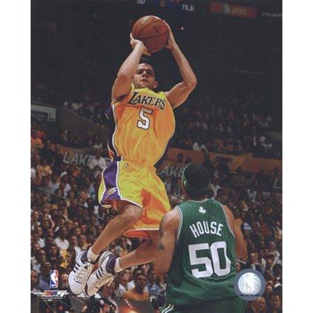 Jordan Farmar Game 3 of the 2008 NBA Finals Action #10 Sports Photo ()