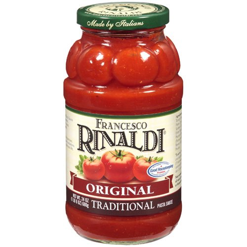 Francesco Rinaldi Original Traditional Pasta Sauce, 24 oz