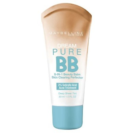 Maybelline Dream Pure BB 8-in-1 Skin Clearing Perfector,