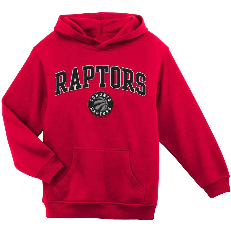 NBA Toronto Raptors Youth Team Hooded Fleece