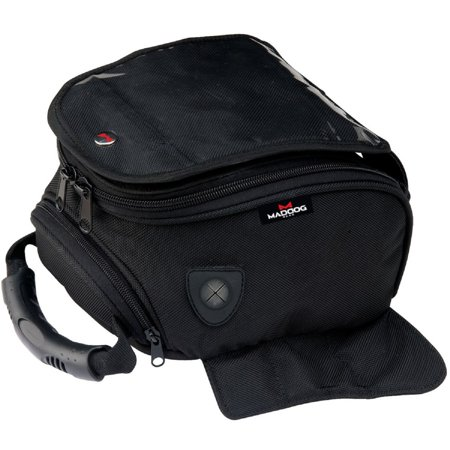 MadDog Gear Motorcycle Magnetic Tank (Motorcycle Tank Bag Review)