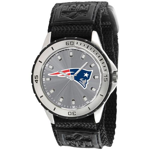 "Game Time Men's NFL-VET-NE ""Veteran"" Watch - New England Patriots"