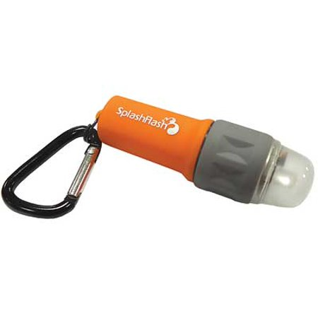 Splash Flash LED Orange (Free Flash Splash)