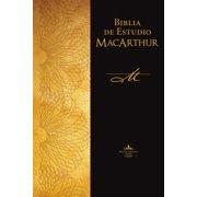 Biblia de Estudio MacArthur-Rvr 1960 (Hardcover)