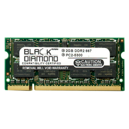 Memory-Up Exclusive 2GB Memory for Apple MacBook Pro. New New PC2-5300 DDR2 Upgrade (RAM)