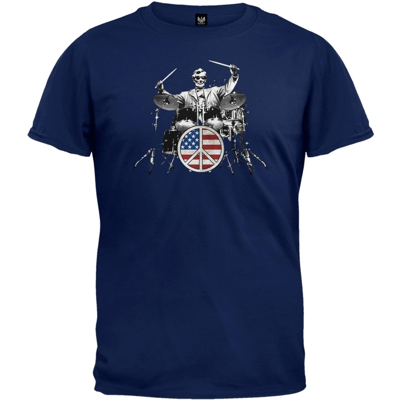 Abraham Lincoln Drummer T-Shirt