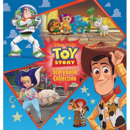 Toy Story Storybook Collection - Storybook Character Ideas