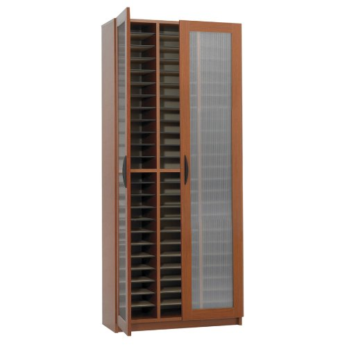"""Safco Frosted Door Literature Organizer 54.8"""" Height X 30.3"""" Width X 13.5"""" Depth 60... by Safco"""