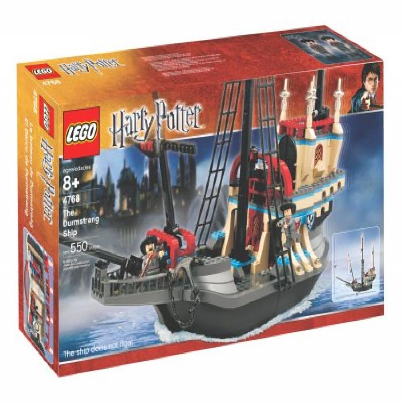 Harry Potter Series 1 Goblet of Fire The Durmstrang Ship ...