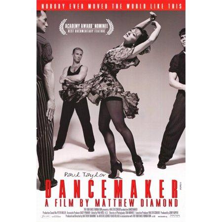 Dance Maker Movie Poster  11 X 17