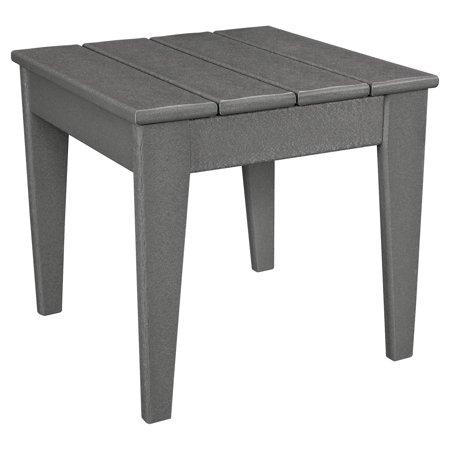 POLYWOOD® Modern Patio Side Table ()