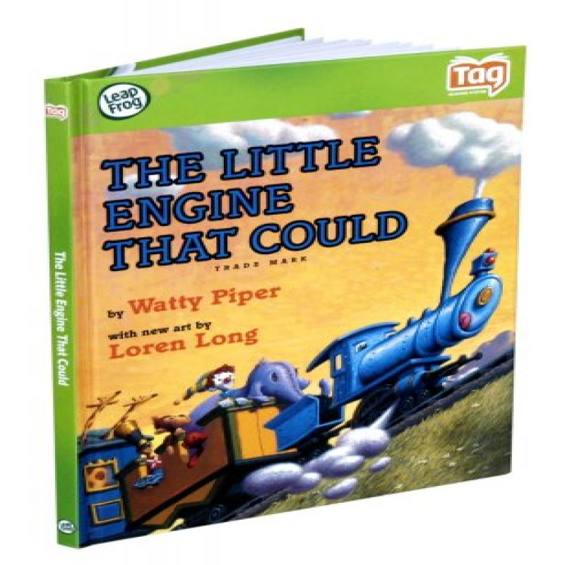 LeapFrog Tag Kid Classic Storybook The Little Engine That Could by LeapFrog Enterprises