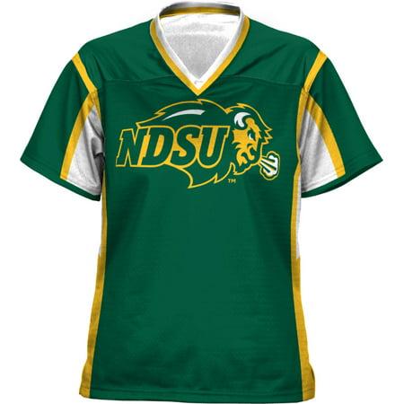 ProSphere Women's North Dakota State University Scramble Football Fan - Halloween Events North Jersey