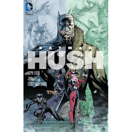 Batman: Hush - Batman The Long Halloween Jeph Loeb