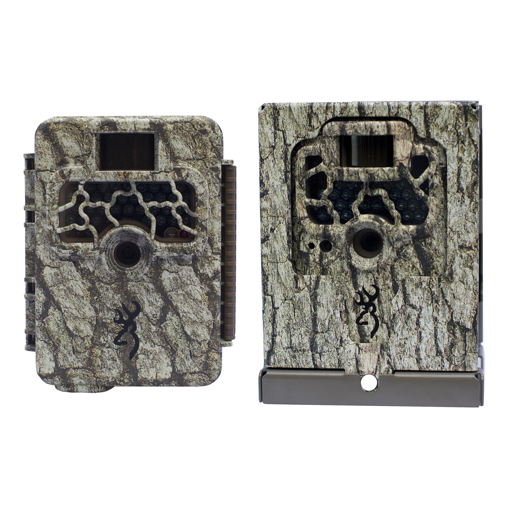 Browning Trail Cameras Command Ops 14MP HD Video IR Game Camera + Security Box by Browning Trail Cameras