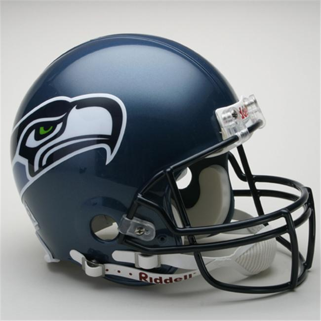 Creative Sports RD-SEAHAWKS-A Seattle Seahawks Riddell Full Size Authentic Proline Football Helmet