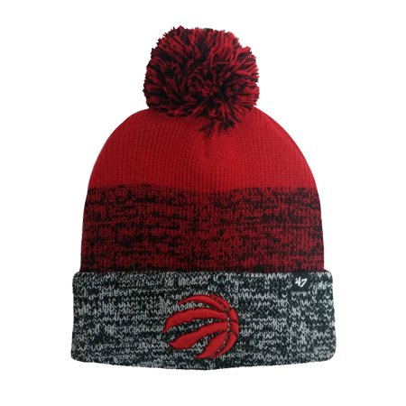 826f918b38b Toronto Raptors NBA Static Cuff Knit Toque - image 1 of 1 ...
