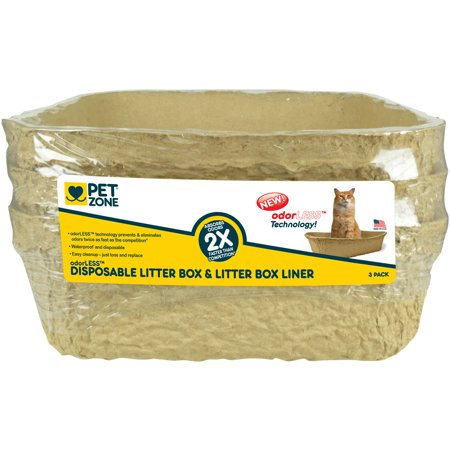 Odorless Cat Litter Box: 9 Steps (with Pictures)