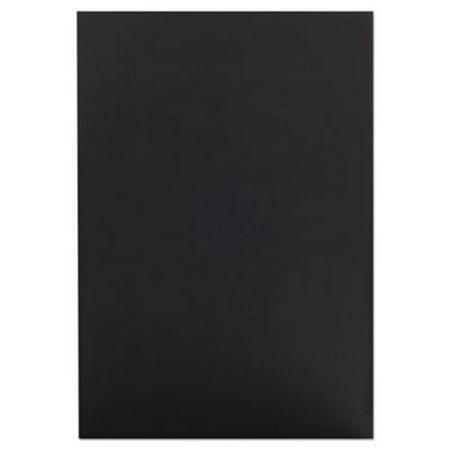 Elmers CFC-Free Polystyrene Foam Board 20 x 30 Black Surface and Core 10/Carton 951120