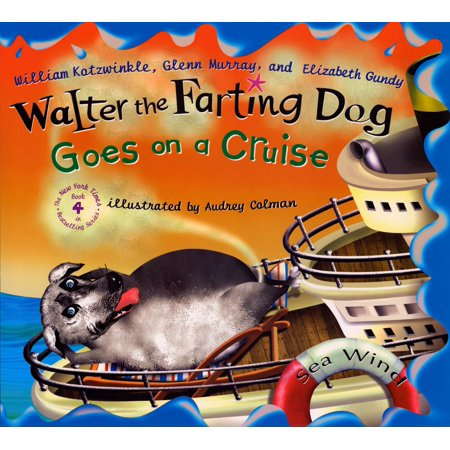 Halloween On The High Seas Cruises (Walter the Farting Dog Goes on a)