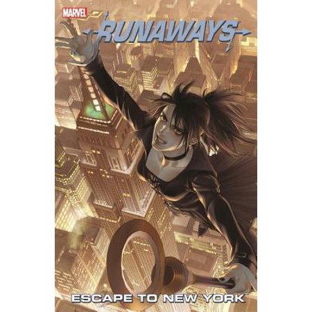Runaways Vol. 5 : Escape to New York