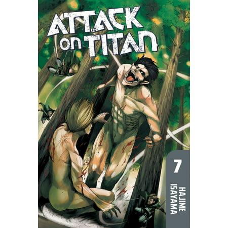 Attack on Titan 7 - Cosplay Attack On Titan