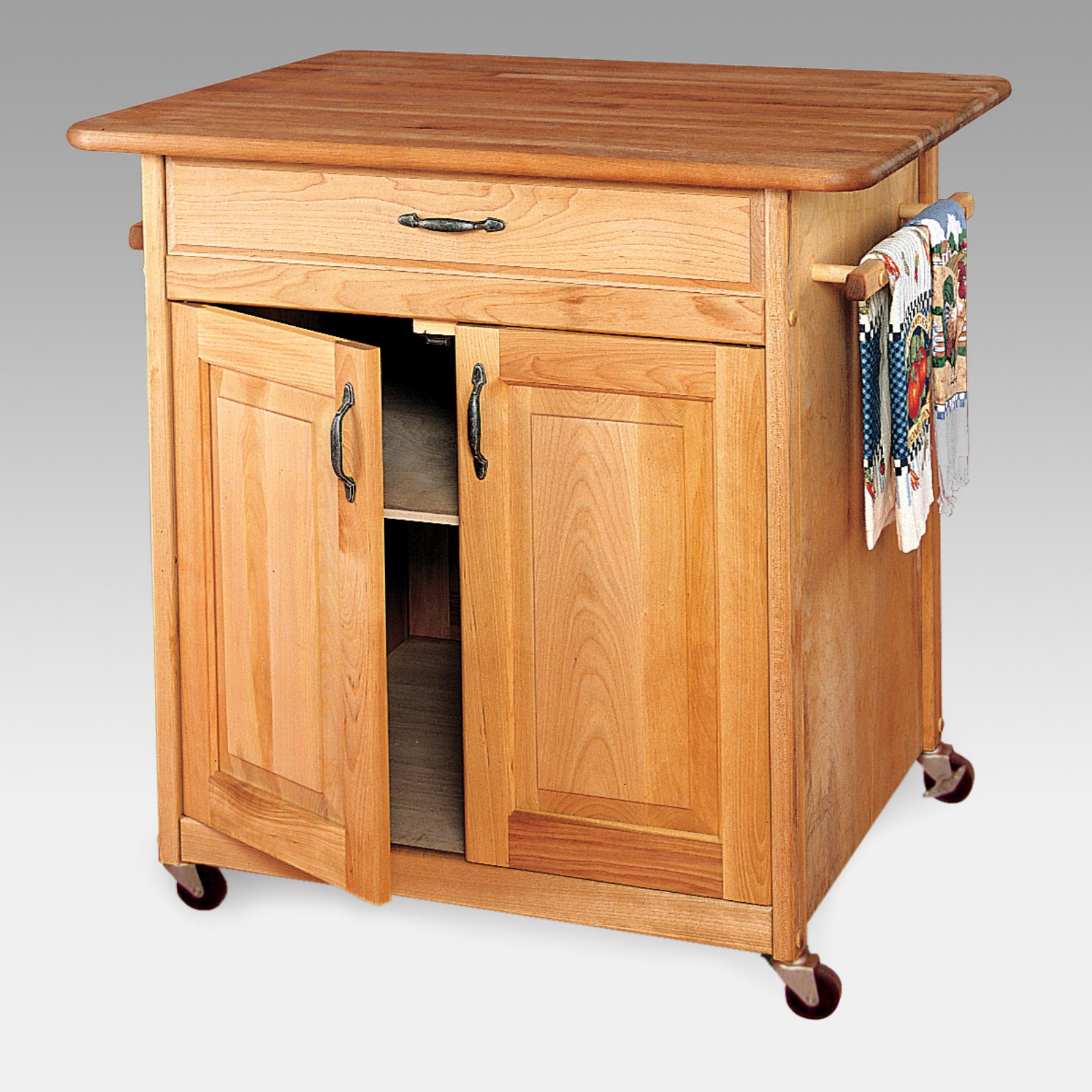 Brooksville Kitchen Cart