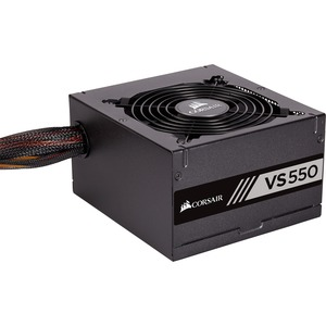 80 PLUS White Certified P CORSAIR VS Series Active PFC VS550 550W 550 Watt