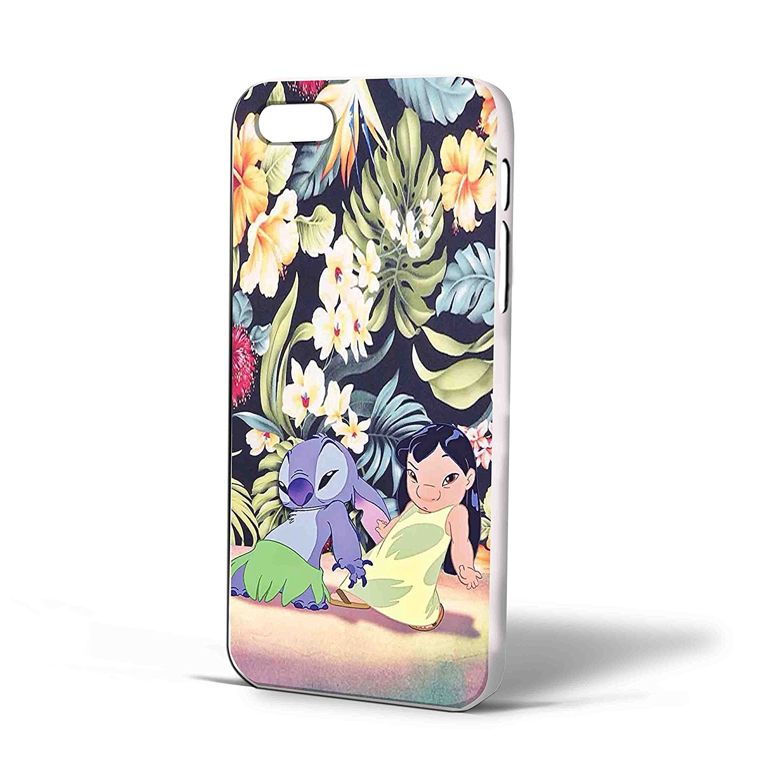 Ganma lilo and stitch dancing vintage Case For iPhone Case (Case For iPhone 6 White)