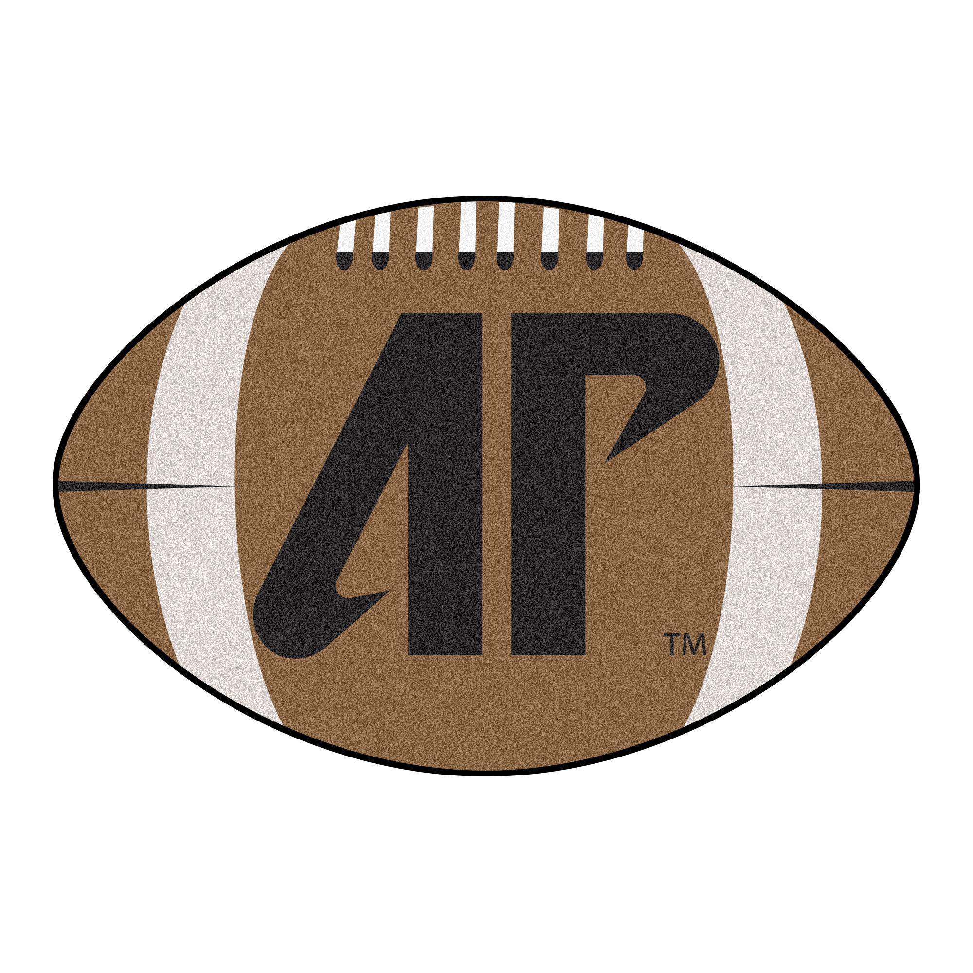 """Austin Peay Football Rug 20.5""""x32.5"""""""