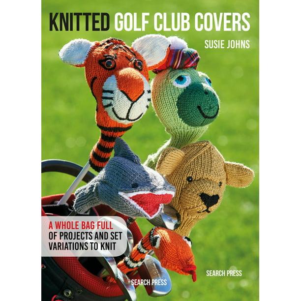 Knitted Golf Club Covers Walmart Com Walmart Com