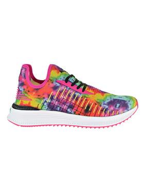 size 40 5add8 8c1b7 Product Image Puma Avid Evoknit HZE Men s Shoes Purple Yellow Green  367846-01