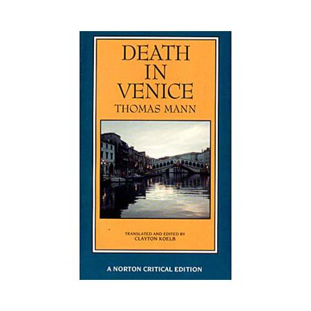 Death in Venice: A New Translation Backgrounds and Contexts Criticism by