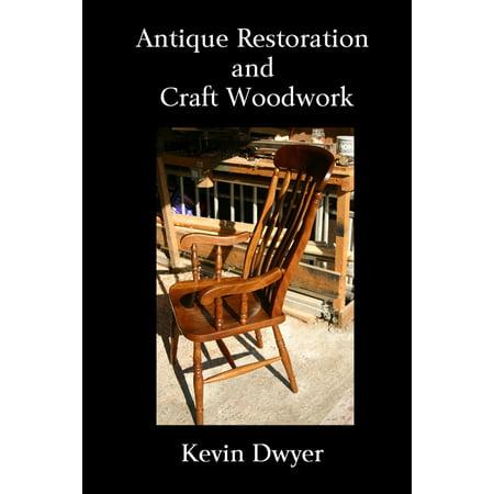 Antique Restoration and Craft Woodwork - eBook