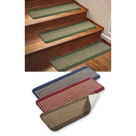 Imperial Rug Carpet Stair Treads Burgundy Set Of 4